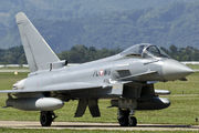 7L-WG - Austria - Air Force Eurofighter Typhoon S aircraft