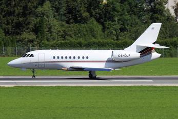 CS-DLF - NetJets Europe (Portugal) Dassault Falcon 2000 DX, EX