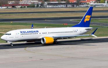 TF-ICE - Icelandair Boeing 737-8 MAX