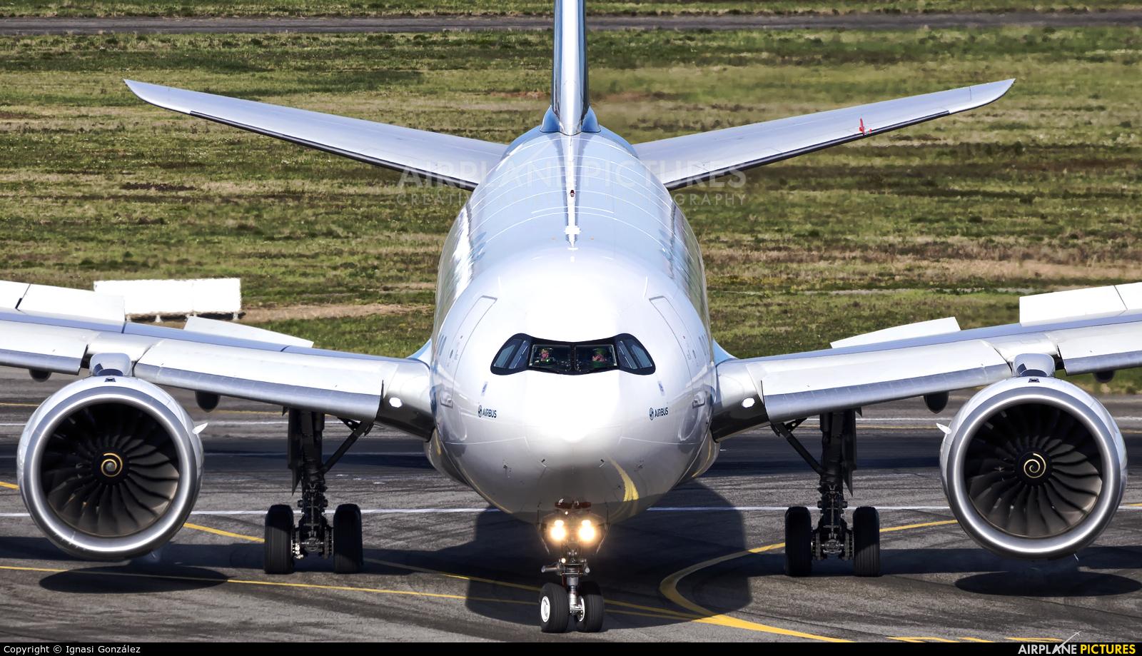 Airbus Industrie F-WTTN aircraft at Toulouse - Blagnac