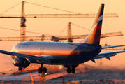 VQ-BWA - Aeroflot Boeing 737-800 aircraft