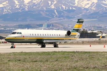 2-AVCO - Private Canadair CL-600 Challenger 850