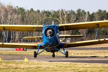SP-ALW - Private Antonov An-2