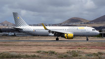EC-LVX - Vueling Airlines Airbus A320 aircraft