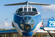 HA-LBE - Malev Tupolev Tu-134A aircraft
