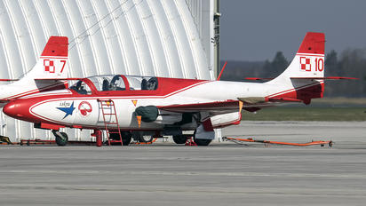 2013 - Poland - Air Force: White & Red Iskras PZL TS-11 Iskra
