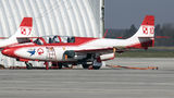 Poland - Air Force: White & Red Iskras PZL TS-11 Iskra 2013 at Dęblin airport