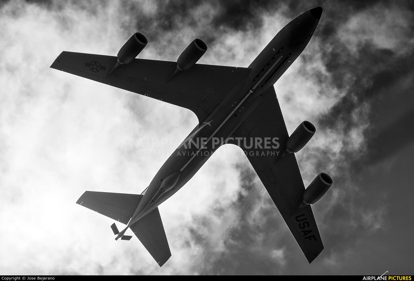 USA - Air Force 58-0104 aircraft at Seville - Moron de la Frontera