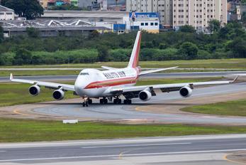 N403KZ - Kalitta Air Boeing 747-400F, ERF
