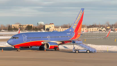 N490WN - Southwest Airlines Boeing 737-700