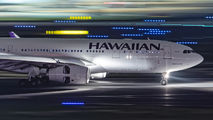 N382HA - Hawaiian Airlines Airbus A330-200 aircraft