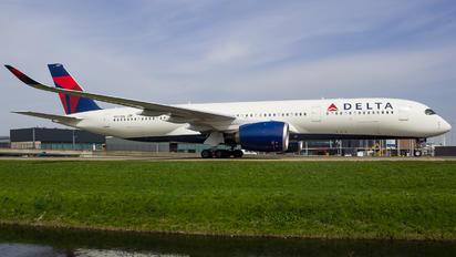 N507DN - Delta Air Lines Airbus A350-900
