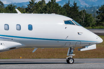 N441CB - Private Bombardier BD-100 Challenger 300 series