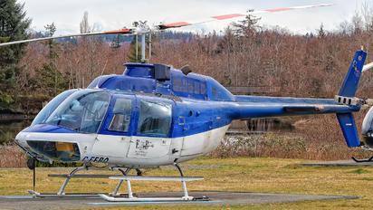 C-FEBQ - E & B Helicopters Bell 206B Jetranger III
