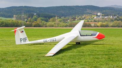 OK-1139 - Private Schempp-Hirth Cirrus