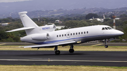 N874VT - Private Dassault Falcon 900 series