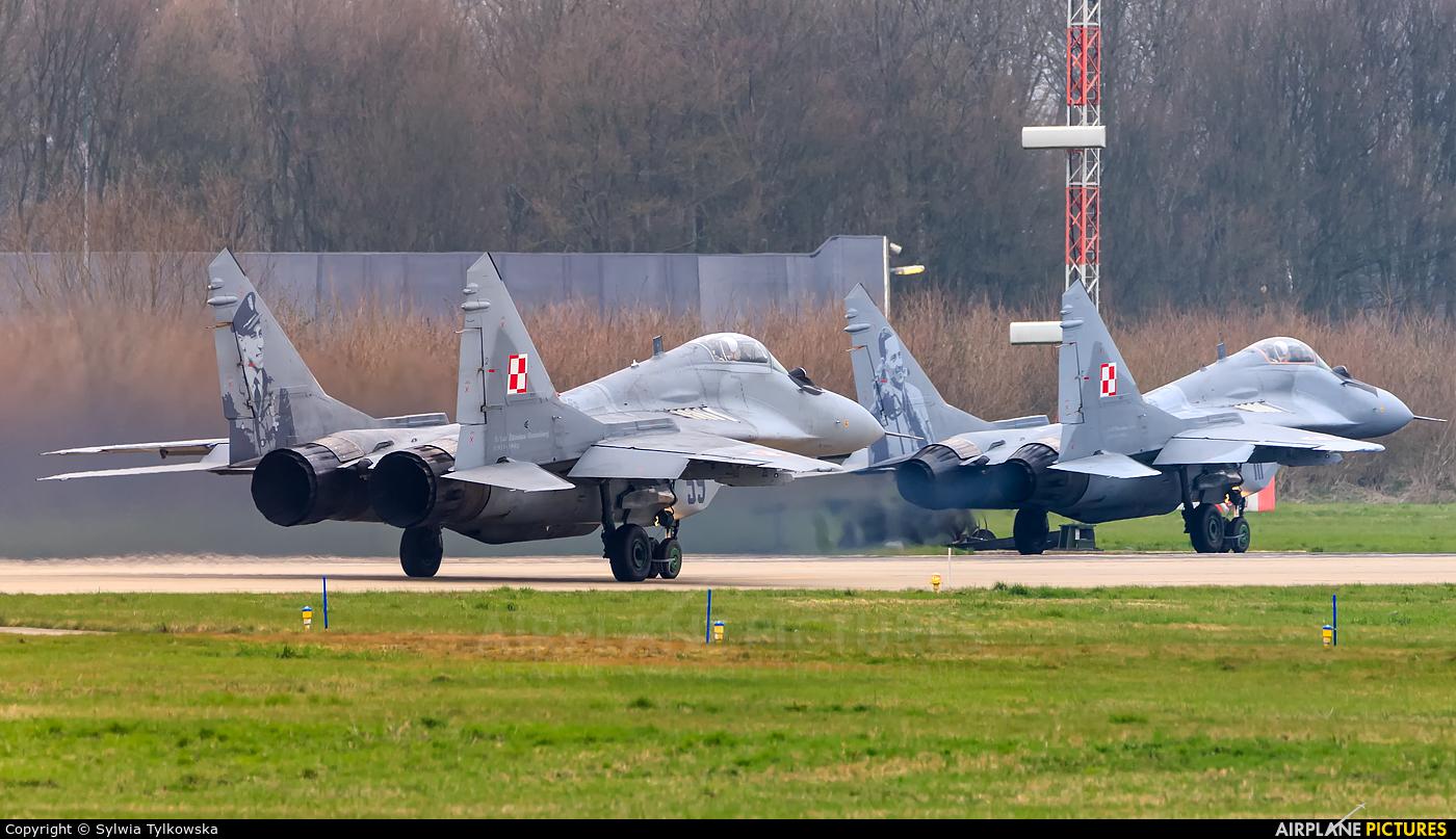 Poland - Air Force 59 aircraft at Leeuwarden