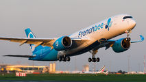 New Airbus A350 for FrenchBee (former FrenchBlue) title=