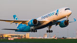 New Airbus A350 for FrenchBee (former FrenchBlue)