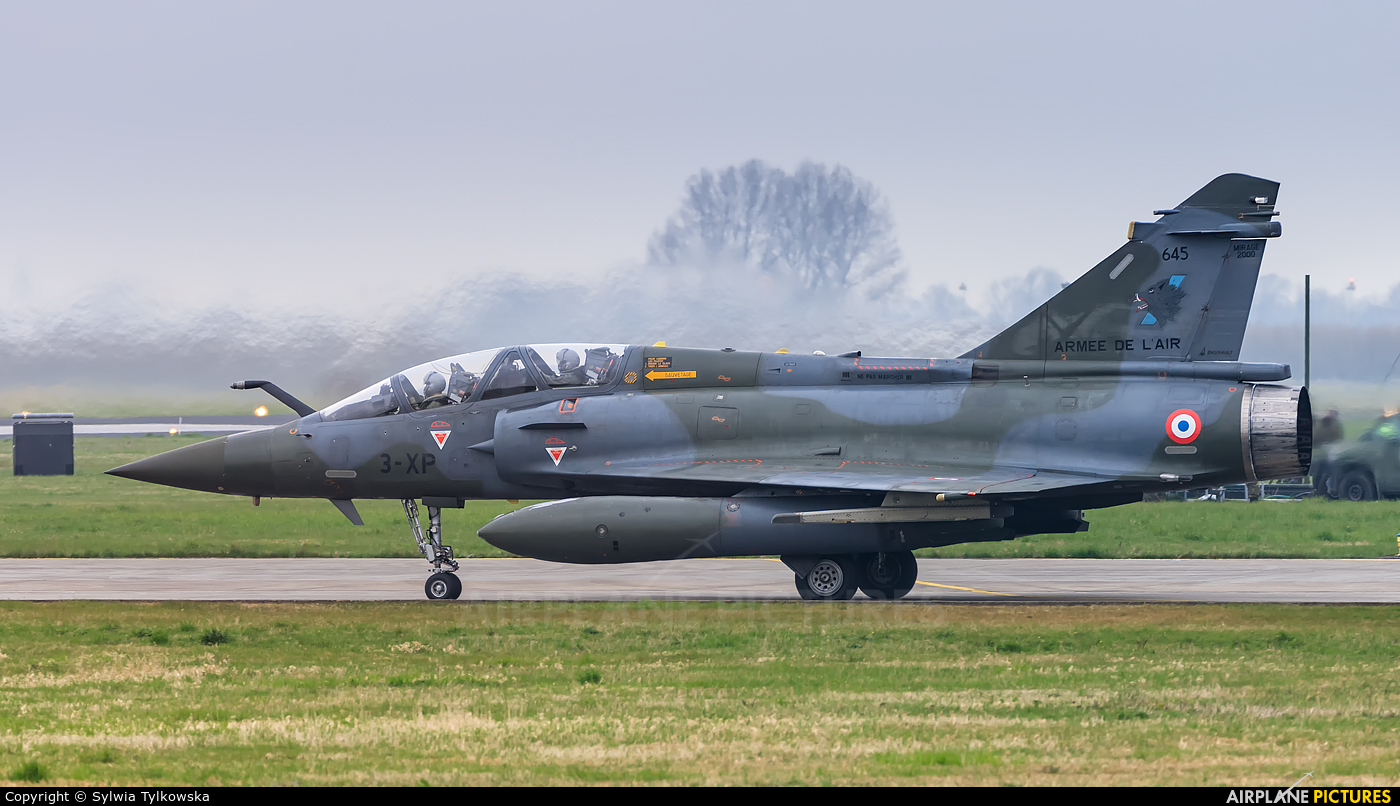 France - Air Force 645 aircraft at Leeuwarden