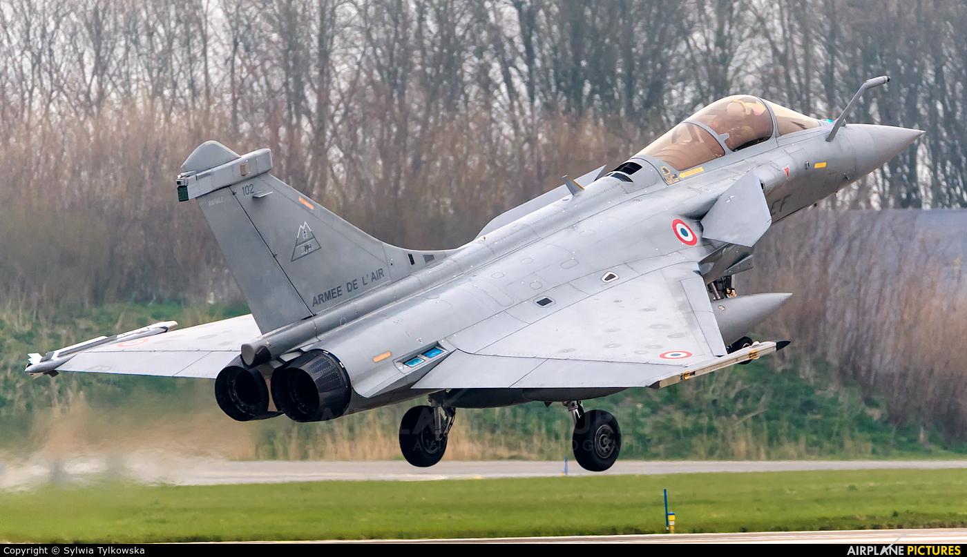 France - Air Force 102 aircraft at Leeuwarden