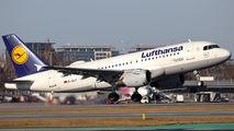 D-AILY - Lufthansa Airbus A319 aircraft