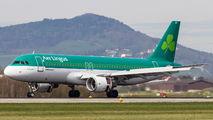 EI-DEP - Aer Lingus Airbus A320 aircraft