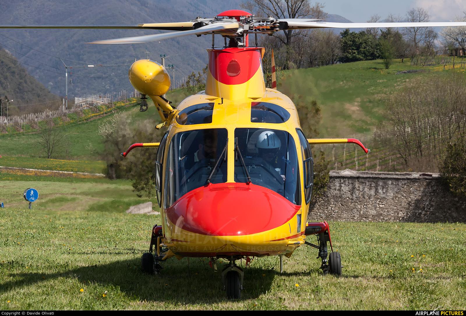 INAER I-KORE aircraft at Off Airport - Italy