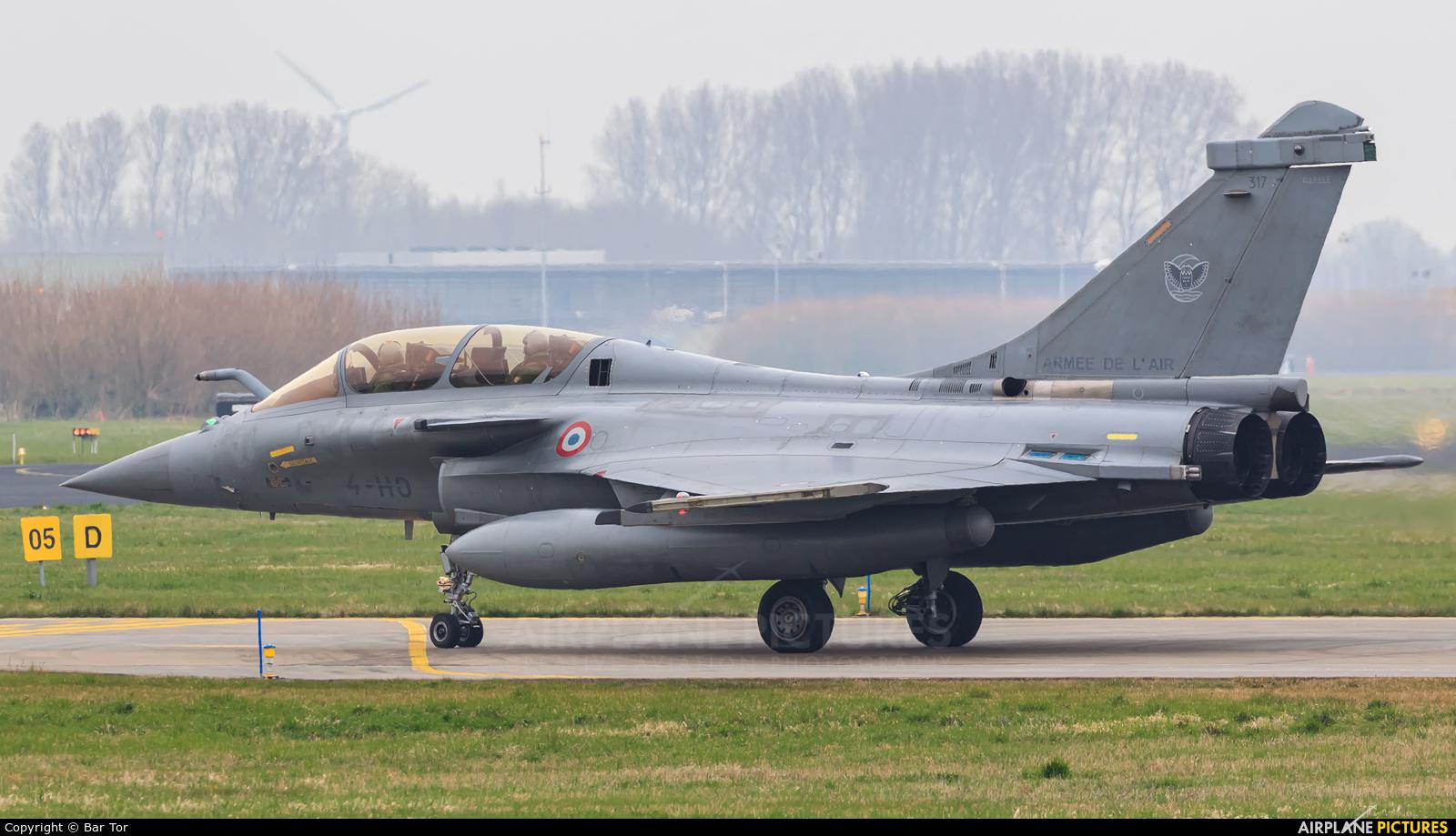 France - Air Force 317 aircraft at Leeuwarden