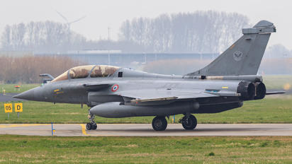 317 - France - Air Force Dassault Rafale B