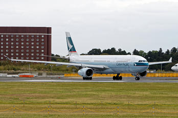 B-LAE - Cathay Pacific Airbus A330-300