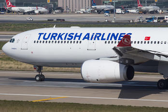 TC-JNJ - Turkish Airlines Airbus A330-300