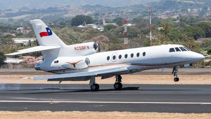 N258FV - Private Dassault Falcon 50
