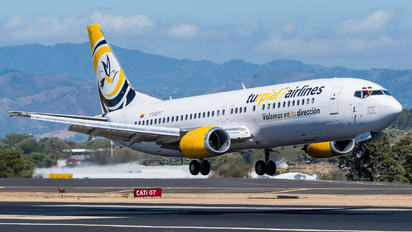 YV621T - Turpial Airlines Boeing 737-4H6