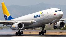 N331QT - Tampa Cargo Airbus A330-200F aircraft