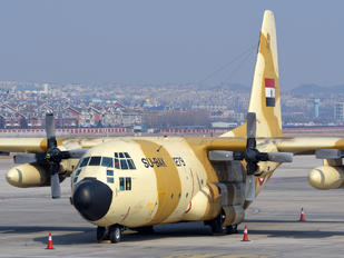 1279 - Egypt - Air Force Lockheed C-130H Hercules