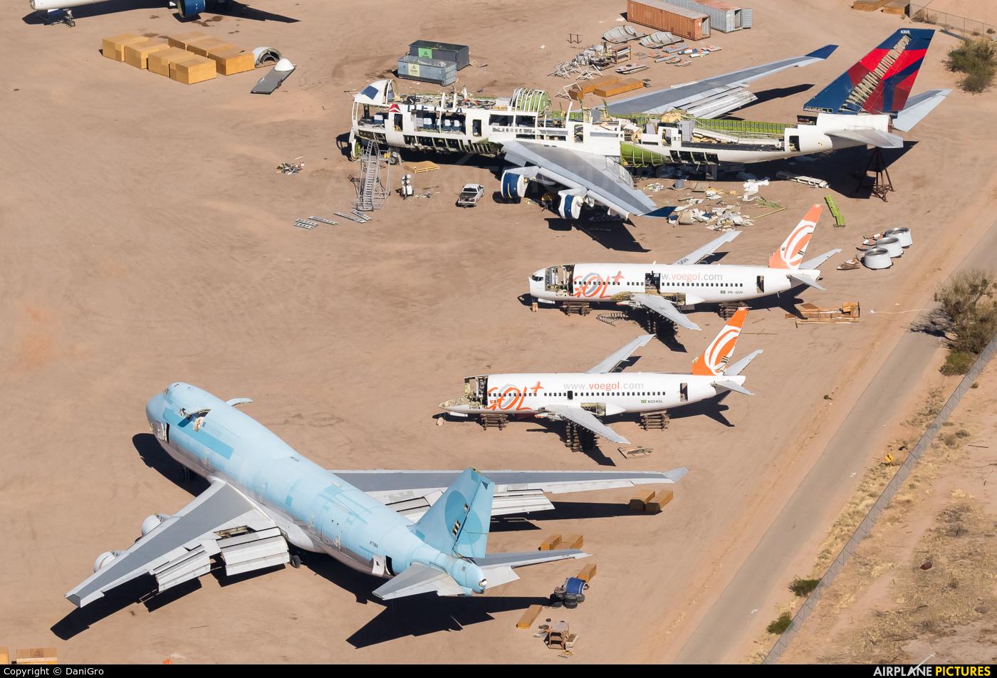 - Airport Overview  aircraft at Marana/Pinal Air Park