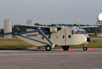 N193WW - Private Short SC.7 Skyvan