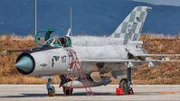 #2 Croatia - Air Force Mikoyan-Gurevich MiG-21bisD 117 taken by Boytronic