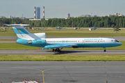 UP-T5401 - Kazakhstan - Air Force Tupolev Tu-154M aircraft