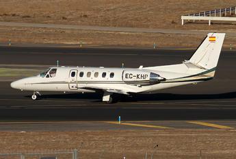 EC-KHP - Gestair Cessna 550 Citation Bravo