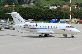 9H-KAS - Avcon Jet AG Bombardier Challenger 605
