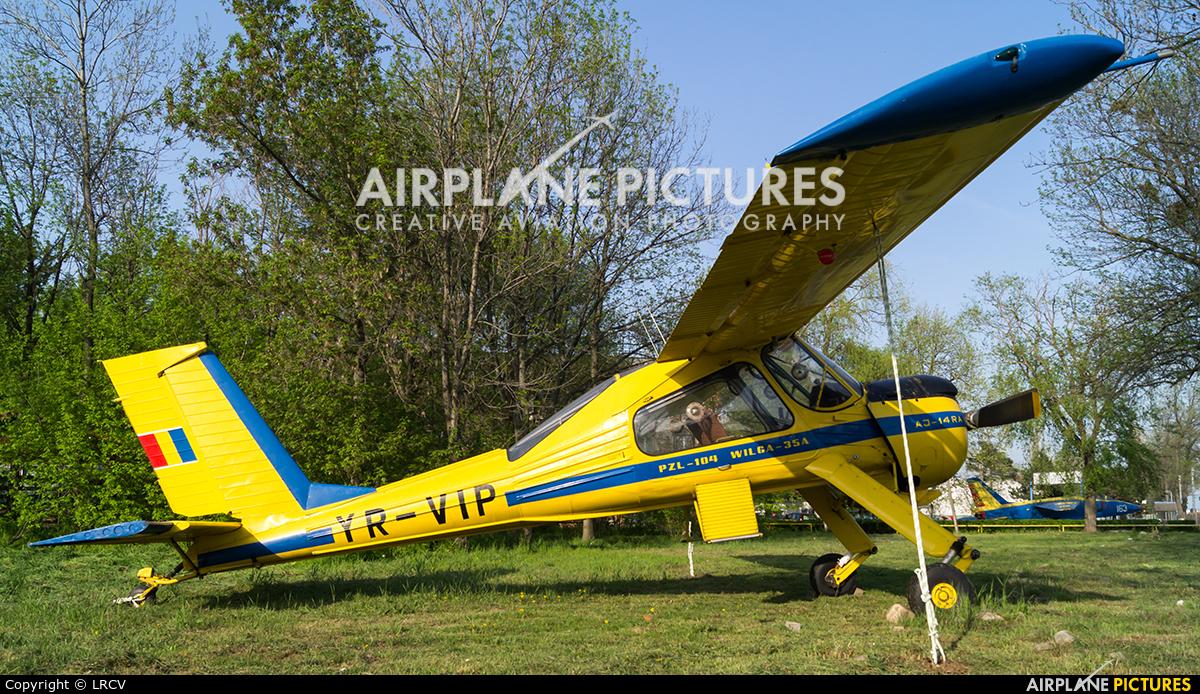 Romanian Airclub YR-VIP aircraft at Craiova
