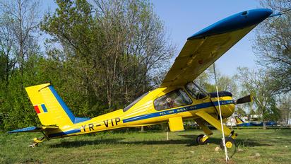 YR-VIP - Romanian Airclub PZL 104 Wilga 35A