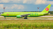VP-BVH - S7 Airlines Boeing 767-300 aircraft