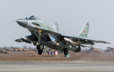 RF-92308 - Russia - Air Force Mikoyan-Gurevich MiG-29SMT