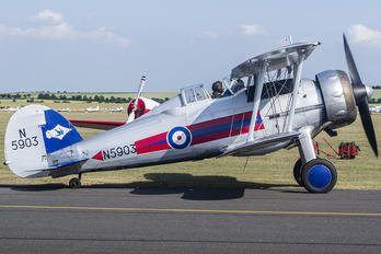 G-GLAD - Private Gloster Gladiator