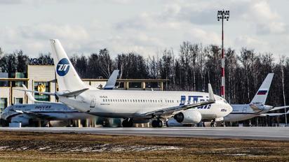 VQ-BJH - UTair Boeing 737-800