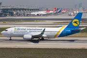 UR-GBD - Ukraine International Airlines Boeing 737-300 aircraft