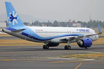 XA-APA - Interjet Airbus A320 NEO